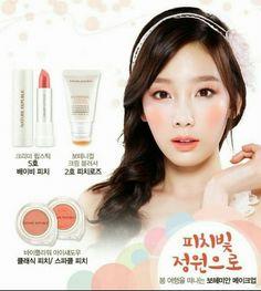 Imagem de girls generation, snsd, and taeyeon Nature Republic, All Things Beauty, Snsd, Girls Generation, Diy Beauty, Asian Beauty, Find Image, We Heart It, Make Up