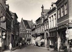 Sprongstraat oud Zutphen