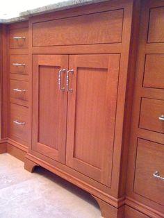 Frameless inset cabinets photos pretty please! Inset Cabinets, Kitchen Cabinets, Kitchen Set Up, Kitchen Ideas, Craftsman Kitchen, Cabinet Making, Armoire, Woodworking, Interior Design