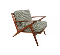 Z Chair Poul Jensen Lounge Chair Selig van HearthsideHome op Etsy