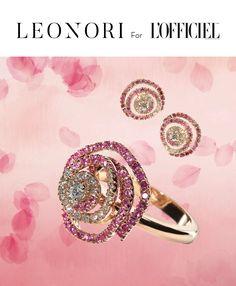 Leonori Gioielli  Booth: 1BA15 Country: Italy #jewelry #jewellery #finejewelry #jewelryart #jewelryshow #diamond #gemstones #hkjewelry #jewelryhk #jewelryoftheday #fashion #trend #vibes #goodvibes #wearable #stylish #inspiration #art #artistic #crafts #craftsmanship #design #jewelrydesign
