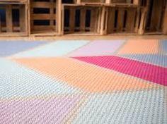 Afbeeldingsresultaat voor ronde tapijten haken