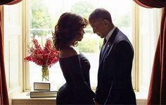 Deze romantische foto van de Obama's maakt het internet helemaal gek. Wat gaan we deze mensen missen!