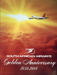 Travel Posters, Vintage Posters, South Africa, Aviation, Tourism, Old Things, Boeing 747, Memories, Afrikaans
