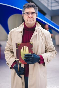 Gravity Falls || Great Uncle Ford || Cosplay