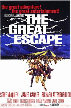 Great Escape, The   BraveMovies.com - watch movies online download free movies. HD, avi, mp4, divx, android, ios