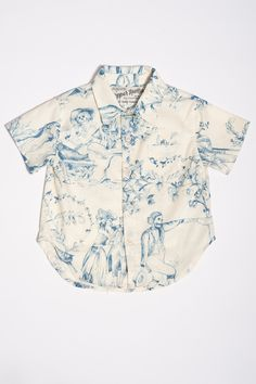 The Short Sleeve Hopper Shirt | Living Dead https://18waits.com/collections/spring-summer-2017/products/hopper-hunter-short-sleeve-hopper-shirt-living-dead-1
