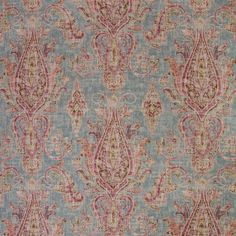 Excited to share this item from my #etsy shop: P Kaufmann FAIR TRADE Paisley Medallion BREEZE Drapery Curtain Sewing Fabric - Sold By the Yard Greenhouse Fabrics, Transitional Area Rugs, Polyester Rugs, Scroll Pattern, Oriental Pattern, Round Area Rugs, Modern Colors, Red Fabric, Grey Rugs
