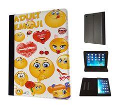 901-Adulto-emoji-Divertida-Funda-Protectora-Para-Ipad-Mini-ipad-3-4-Aire-1-2-Ipad-Pro