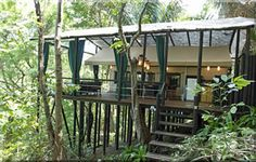 Tree Top Canopy Treehouse, Ylang Ylang Beach Resort, Montezuma, Costa Rica