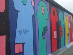 MUR DE BERLIN 2011. THIERRY LENOIR