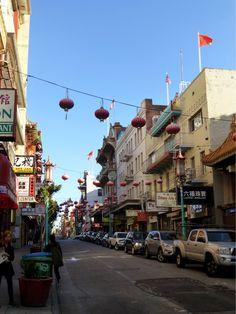 Chinatown, San Francisco, CA, USA