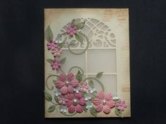 F4A117 Vellum window by Mrs Noofy - Cards and Paper Crafts at Splitcoaststampers