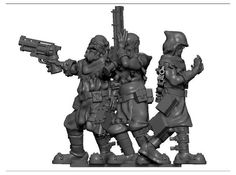 Zealot Revolvers