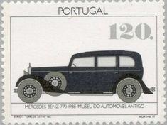 "Mercedes Benz armoured ""770"", 1938"