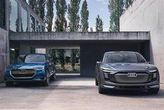 Audi e-tron : son SUV électrique débarquera en Europe cet automne Automobile, Audi, Futuristic, Europe, Cars, Vehicles, Fashion, Volkswagen Group, Electric Cars