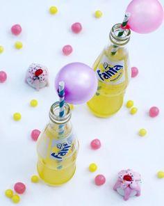 Dank dieser Party Ideen werden alle Geburtstagspartys unvergesslich sein! - DIY Ballonn Strohhalme