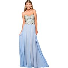 TERANI COUTURE is a world-renowned designer of special occasion evening and formal wear fundamental for any glamorous occasion. TERANI's extensive array of Prom Homecoming Evening Cocktail and Mot...