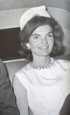 "jackiekennedystyle: ""Jackie in 1960. """