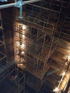 Scaffolding Scaffolding, Civil Engineering, Sandro, Construction, History, Building, Historia, Staging