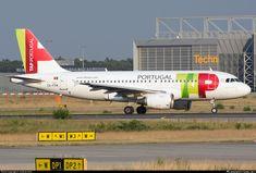 CS-TTN TAP - Air Portugal Airbus A319-111