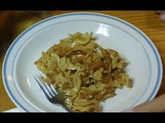 Dehydrated Cabbage Hungarian Haluski - YouTube