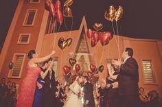 Ideias para que os seus convidados se apaixonem do seu casamento