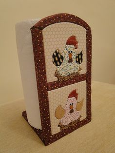 Quilting, Roosters, Sewing, Ducks, Frame, Fabric, Patchwork Embutido, Cartonnage, Boxes