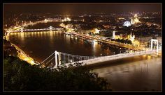 Budapest, View from the Gellert Hill