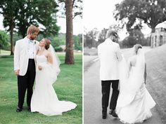 Mary Frances & David: Colorful Summer Wedding