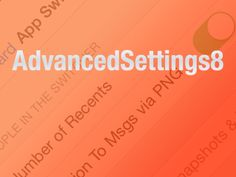 AdvancedSettings8: Access hidden Settings on your iOS 8 Device