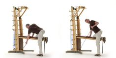 Diy Home Gym, Home Gym Decor, Home Workout Equipment, Sports Equipment, Sport Rack, Dream Gym, Wellness Studio, Gym Design, Workout Rooms
