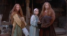 The Mists of Avalon..Morgause, Morgaine, and Igraine.