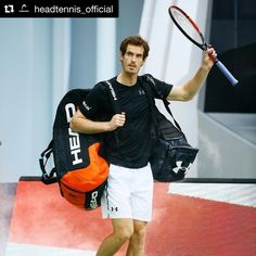 Another title for Andy! 🏆🎾 . #Repost @headtennis_official with @repostapp ・・・ After winning Shanghai, can Andy Murray claim the world number 1 spot before the season is over?🤔 what do you think?  #headtennis #atp #tennis #shanghairolexmasters #murray