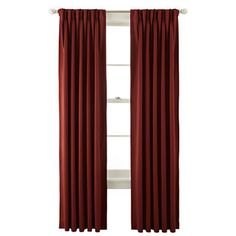 63 Inch Pinch Pleat Curtains & Drapes for Window - JCPenney