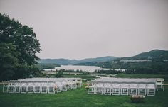 Destination Wedding New York - Outdoor Soiree In The Hudson River Valley You Mean The World To Me, Destination Wedding Locations, Wedding News, Hudson River, New York City, Wedding Ceremony, Dolores Park, Gardens, Photography