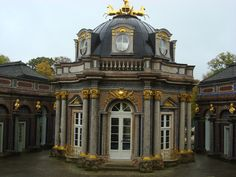 Hermitage, Old Palace/Bayreuth, Germany