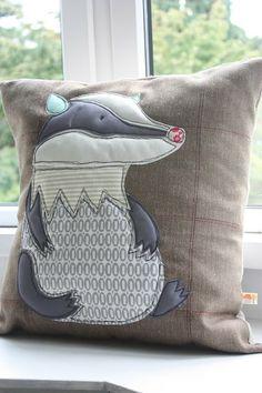 gorgeous applique cushions