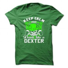 nice Keep Calm And Let EXTER Handle It Hoodies T shirt