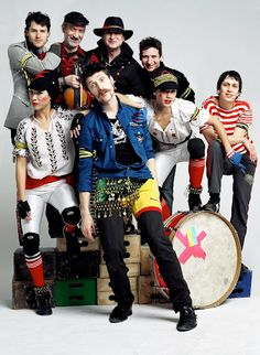 Gogol Bordello *_*