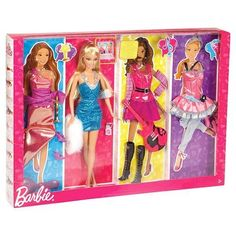 Barbie I Can Be Doll with 4 Career Outfits Ballerina , Ro... http://www.amazon.com/dp/B0044FMJN8/ref=cm_sw_r_pi_dp_RbSrxb13NTM55