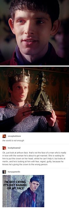 Merlin Funny, Merlin Memes, Merlin Merlin, Movies Showing, Movies And Tv Shows, Merlin Fandom, Merlin And Arthur, Bradley James, Fandoms