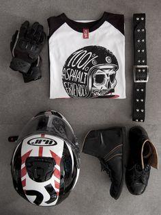 71 Bandits motorcycle t-shirt.