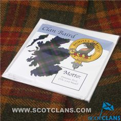 Baird Clan Crest and