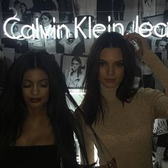 Kylie + Kendall