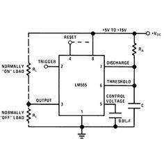 police siren circuit working using ne555 timer and application rh pinterest com