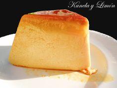 Flan Baileys Flan, Mousse, Custard Desserts, Spanish Food, Creme Brulee, Baileys, Cake Recipes, Caramel, Sweets