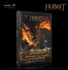 Hobbit Book - Smaug: Unleashing the Dragon