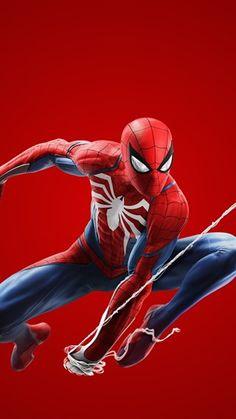 Spider Man Video Game iPhone Wallpaper – pictures world Black Spiderman, Amazing Spiderman, Spiderman Art, Marvel Dc Comics, Marvel Heroes, Marvel Avengers, Spiderman Ps4 Wallpaper, Marvel Wallpaper, Spiderman Pictures