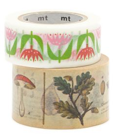 This Two-Piece Garden Party Washi Tape Set is perfect! #zulilyfinds